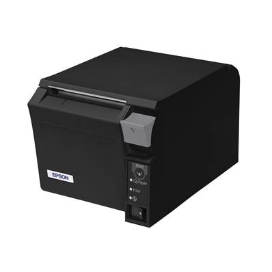 EPSON TERM.TM-T70II USB + Ethernet, Negra