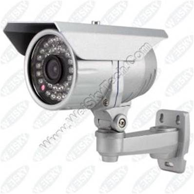 "W CAMARA IR WP SC-N06-07AS 1/3""SonyCCD,420TVL,6mm M/BLANCA"
