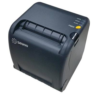 SEWOO TERM. SLK-TS400  USB + Ethernet / Negro +3A