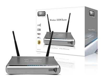 SWEEX Wireless 300N Router